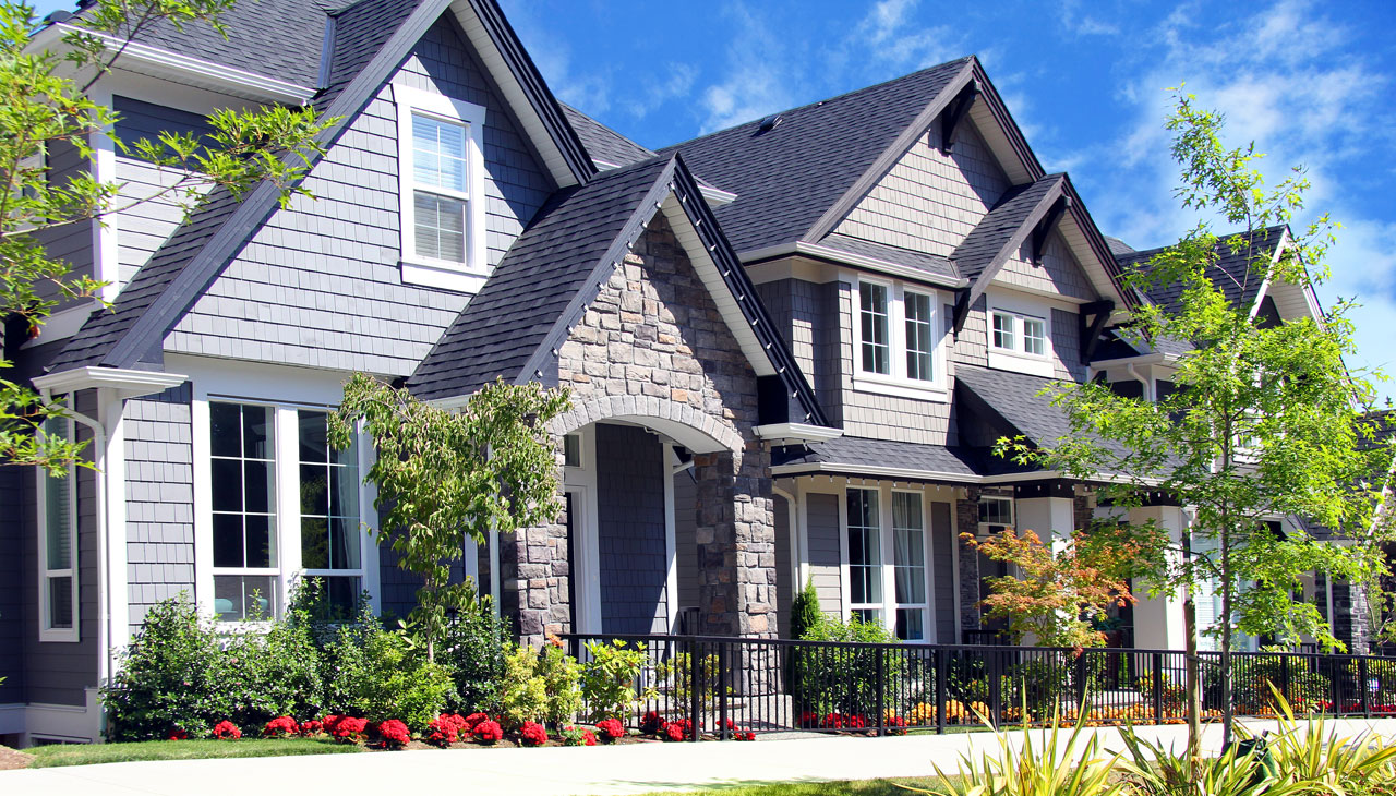 Suburban Home Ready for Inspection
