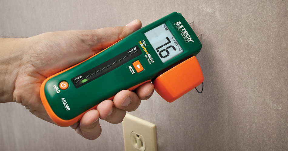 Moister Meter Home Inspections For New Jersey