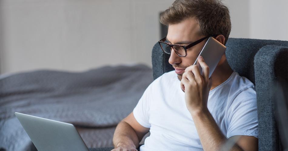 Home Buyer Using the Homegauge CRL Digital Report